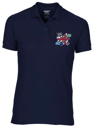 Unit 43 Womens Polo Shirt